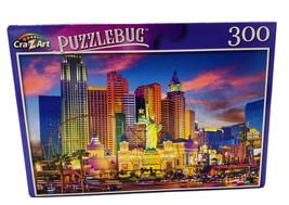 Las Vegas, the Strip, New York New York Hotel and Casino ~ 300 Pcs Puzzl... - $4.46
