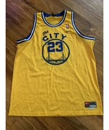 Nike Golden State Warriors The City Jason Richardson #23 Jersey XXL +2 L... - $98.99