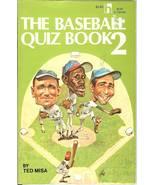 1975 the baseball quiz book2 dodger sandy koufax - $4.99