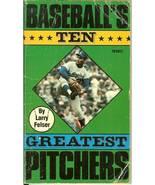 1979 baseballs ten greatest pitchers sandy koufax nolan ryan tom seaver - $4.99