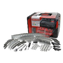 450-Piece Mechanics Tool Set With 3-drawer case - $338.63