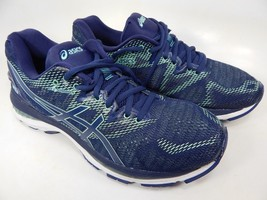 Asics Gel Nimbus 20 Size US 9.5 M (B) EU 41.5 Women's Running Shoes Blue T850N