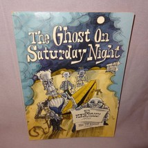 The Ghost on Saturday Night Book 1974 Paperback Sid Fleischman Scholastic - $10.25