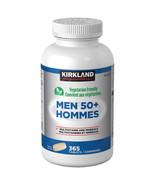 2PACK Kirkland Signature Men 50+ Multivitamin,365 Tablets Each FRESH FRO... - $55.39