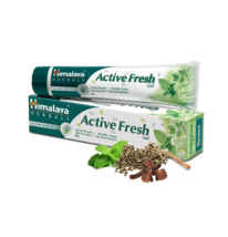 Himalaya Herbal Active Fresh Gel - Oral Care - toothpaste - $24.99