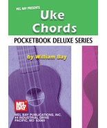 Ukulele Chords Pocketbook Deluxe/ Case Size - $3.95