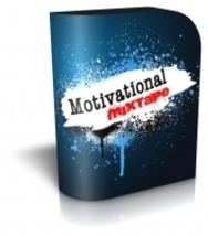 Motivational Mix - 10 audio mp3'/resell rights/ebook cd - $4.89
