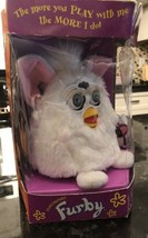 FURBY 1998 Electronic Furby (White)  NRFB Model 70-800 Vintage  MAKE OFFER - $135.00