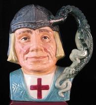 "Royal Doulton Character Jug  ""St. George""  D6618 - $166.25"