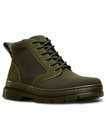 Doc Martens Bonny II Green Chunky Canvas Chukka Boots Sz Ladies 11 Men 1... - $81.35