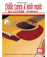 Fiddle Tunes & Irish Music For Guitar/Flatpicking/Book w/CD/New - $22.95