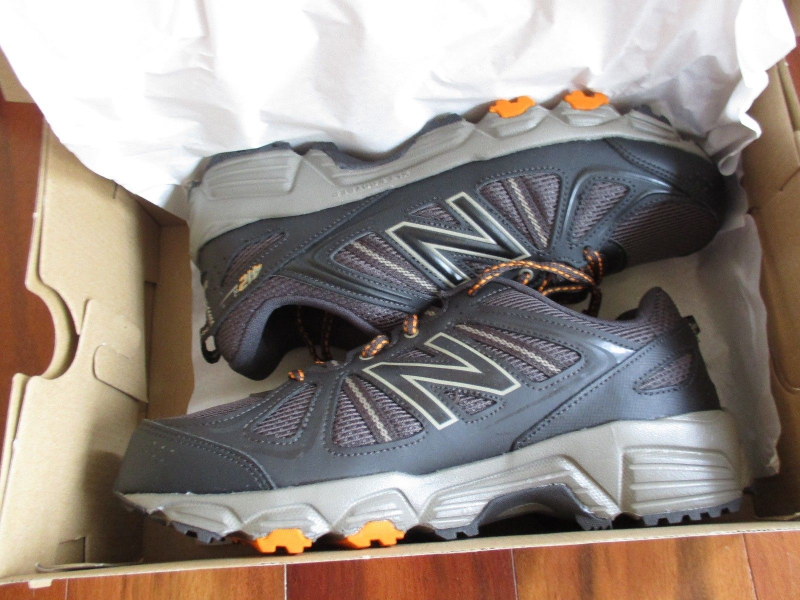 49ac9c4d BNIB New Balance MTE412G2 Men's Trail and 50 similar items