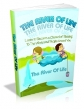 River Of Life/business success/resell rights/ebook cd - $4.89