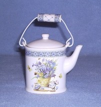 Hallmark Marjolein Bastin Nature's Sketchbook Watering Can Candle and Holder - $6.99