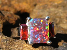 Haunted Repel Energy Vampires Ring Take back your power - $111.11