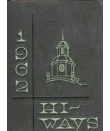North Fulton High School, Atlanta, GA Yearbook, 1962 HI-WAYS - $29.39