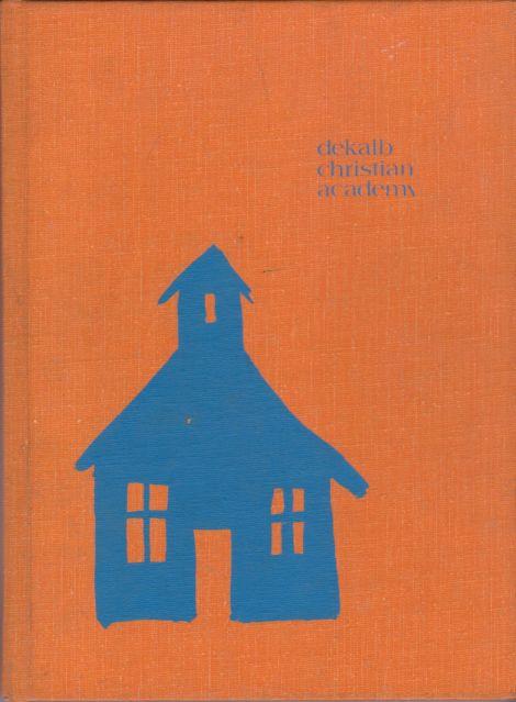 Dekalb Christian Academy, Atlanta, GA Yearbook 1973