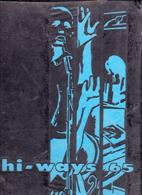 North Fulton High School, Atlanta, GA Yearbook, 1965 HI-WAYS