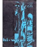 North Fulton High School, Atlanta, GA Yearbook, 1965 HI-WAYS - $29.39