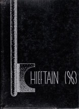 Cross Keys High School, Atlanta, GA Yearbook, 1963 Chieftan - $29.39