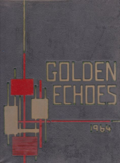 St. Pius X High School, Atlanta, GA Yearbook, 1964  Golden Echoes