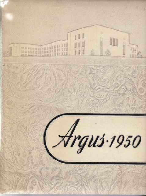 East Senior High School, Rockford Illinois Yearbook, 1950 Argus