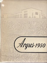 East Senior High School, Rockford Illinois Yearbook, 1950 Argus - $29.39