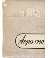 East Senior High School, Rockford Illinois Yearbook, 1950 Argus - $29.39