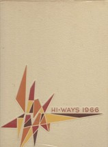North Fulton High School, Atlanta, GA Yearbook, 1966 HI-WAYS - $29.39