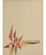 North Fulton High School, Atlanta, GA Yearbook, 1966 HI-WAYS - $29.39