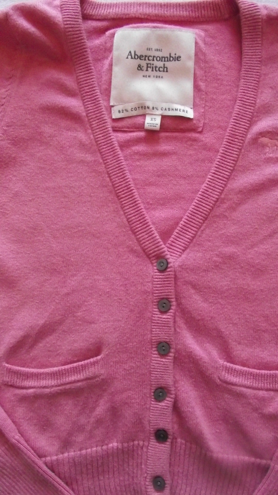 Abercrombie & Fitch women's/juniors xsmall Cartigan sweater