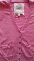 Abercrombie & Fitch women's/juniors xsmall Cartigan sweater image 1