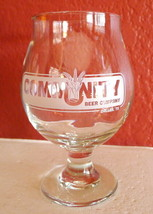 COMMUNITY BEER COMPANY Dallas TEXAS Brewery  Stemmed Glass - $11.03