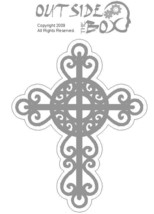 Cross Scroll Saw  Woodworking pattern by OTB Patterns - $2.94
