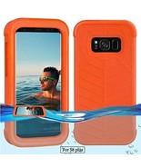 Samsung Galaxy S8 Plus Floating Case Life Jacket Cover Waterproof Bag Sh... - $29.93