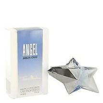 Angel Aqua Chic Perfume By  THIERRY MUGLER  FOR WOMEN  1.7 oz Light Eau ... - $72.50