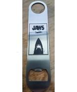 Jaws stainless steel bottle opener/church key  - $10.00