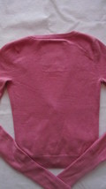 Abercrombie & Fitch women's/juniors xsmall Cartigan sweater image 5