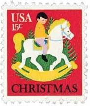 1978 15c Hobby Horse Scott 1769 Mint F/VF NH - $0.99