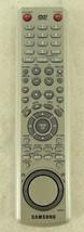 SAMSUNG 00025A DVDHD841 GRAY REMOTE CONTROL - $6.79