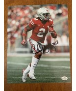 Ohio State #2 CHASE YOUNG Hand Signed Autographed 8x10 Football Photo W/COA - $93.21
