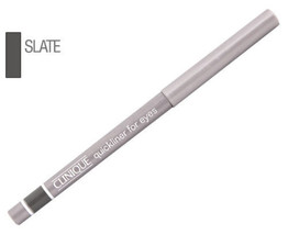 3x Clinique Quickliner for eyes Eyeliner Pencil 04 Slate Lot of 3 Liners - $44.98