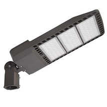 300w LED Shoebox Area Light Parking Lots Lighting Outdoor Street Pole Lamp Stadi - $249.00