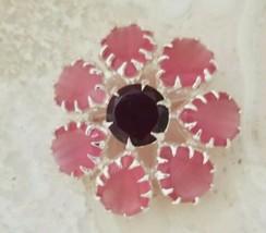 Kendra Scott Design Rare Retired Pink and Purple Brooch Pin - $85.00