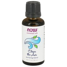 NOW Foods Clear the Air Essential Oil Blend, 1 Ounces - $13.49