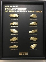 TRD All Japan GT Championship GT Supra History 1994-2003 pins set of 10 A31 - $1,010.20
