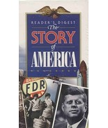 Readers Digest The Story of America VHS Box Set  - $12.99