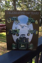 CELEBRATING 160 YEARS JOHN DEERE 1837-1997 LICENSED PRODUCT SIGN - $52.25