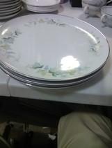 "4 Vintage Fashion Manor China ""Vineyard"" Dinner Plates - $27.55"