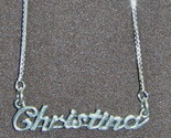 Namechristina box chain thumb155 crop